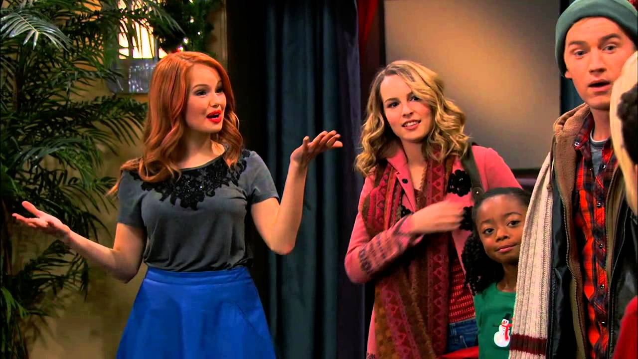 Good Luck Jessie: NYC Christmas - Disney Channel Official - YouTube