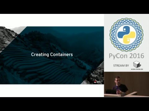 Image from Building and Deploying containerized Python Apps in the Cloud