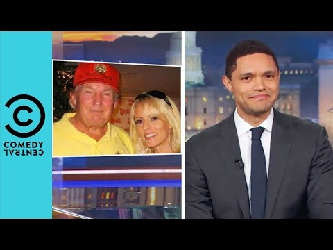 Chaos Is Sweeping The White House | The Daily Show With Trevor Noah