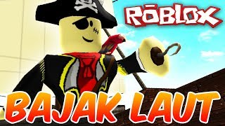BEGINNING TO BE A PIRATE!!! -Roblox Indonesia