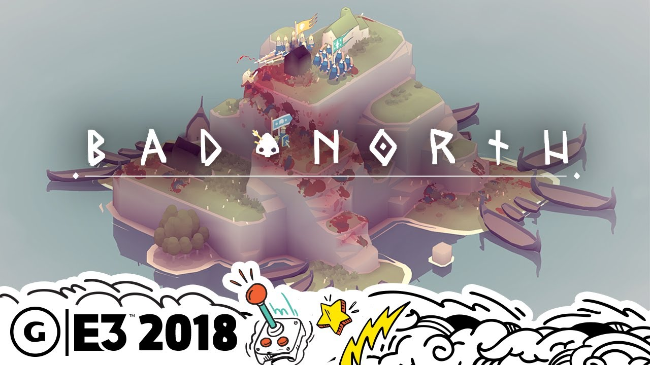 Tactics Action Meets Tower-Defense Strategy in Bad North | E3 2018