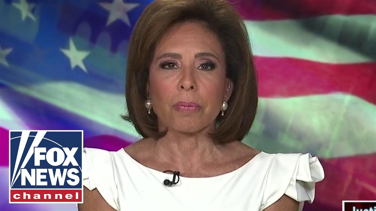 Judge Jeanine: Justice is not on the agenda for Michael Flynn's judge
