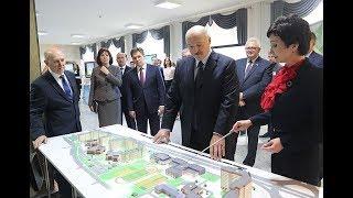Визит Лукашенко в ГрГУ имени Я. Купалы. Встреча со студентами. Вопросы и ответы. Полная версия