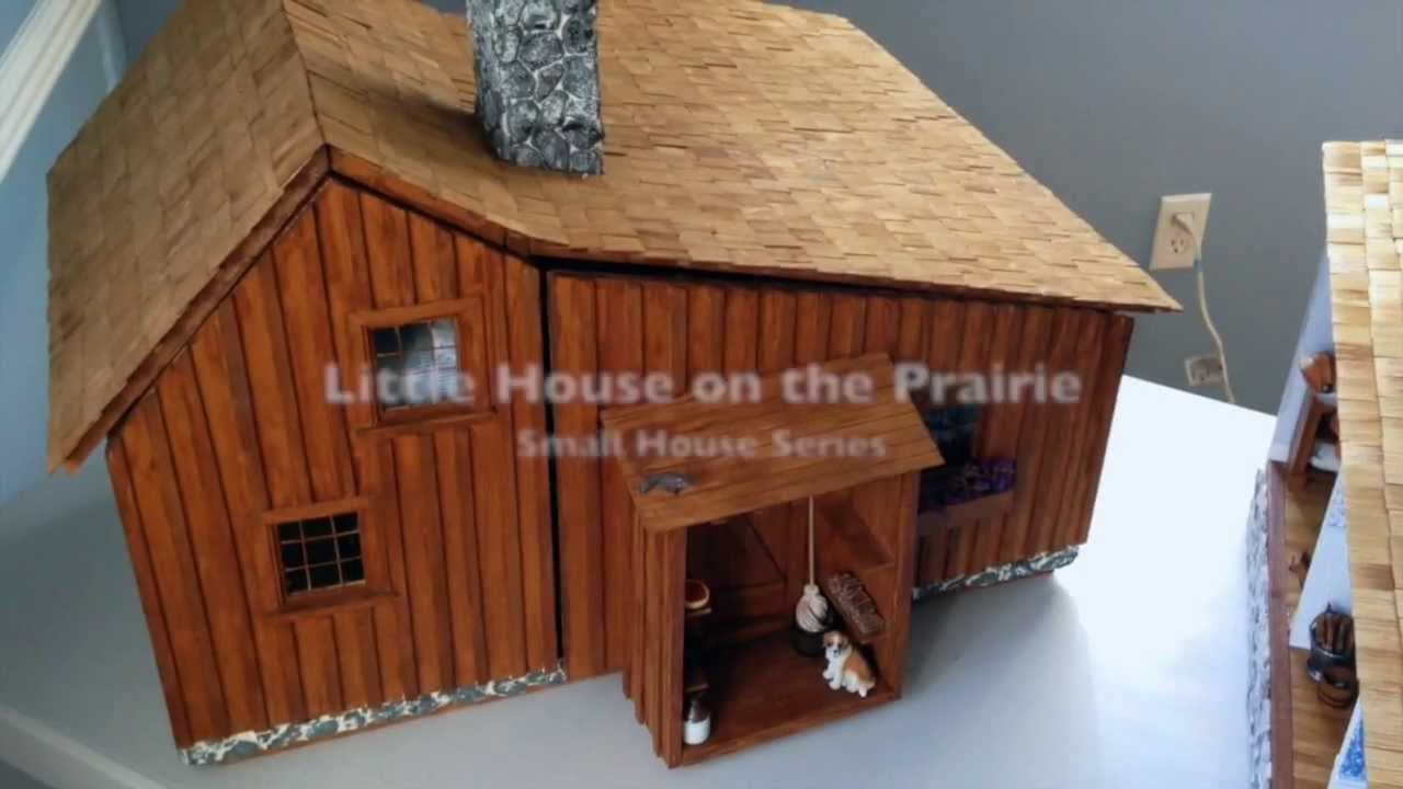 Little house on the prairie youtube for Little house on the prairie house plans
