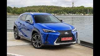 💥2019 Lexus UX - the smallest SUV of the brand