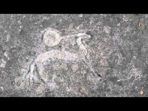 Bronze Age Rock Carving