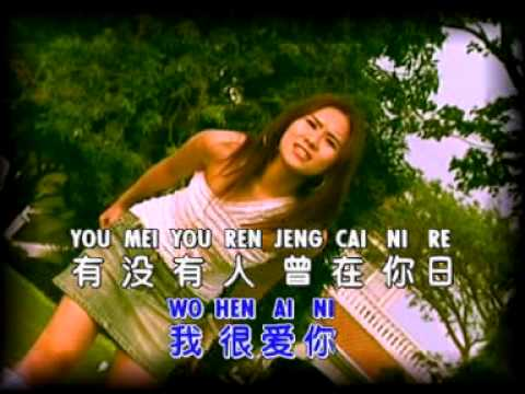 YOU MEI YOU REN KAO SU NI [Karaoke]