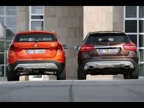 Mercedes Benzgla Vs Audi Q3 Bmw X1