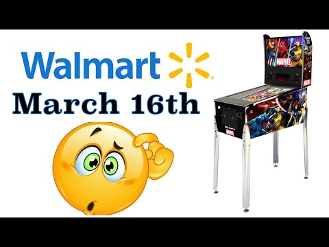 Wal Mart Pinballs, Limited Run Games, & PickUps | OCG Weekly #25 from Original Console Gamer