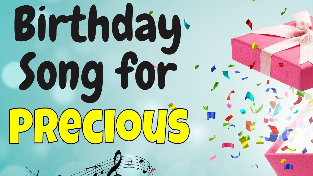 Happy Birthday Precious Song | Birthday Song for Precious | Happy Birthday Precious Song Download