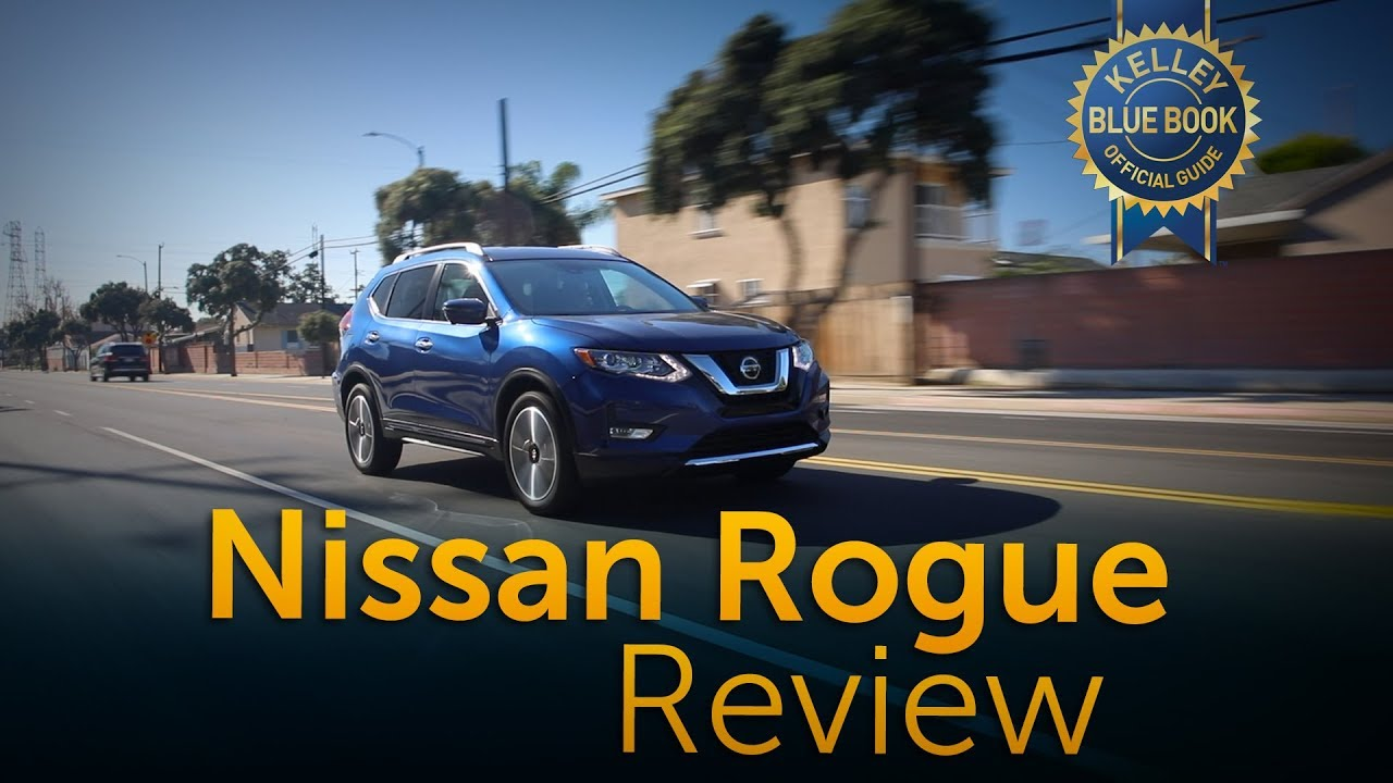 2019 Nissan Rogue Review Road Test