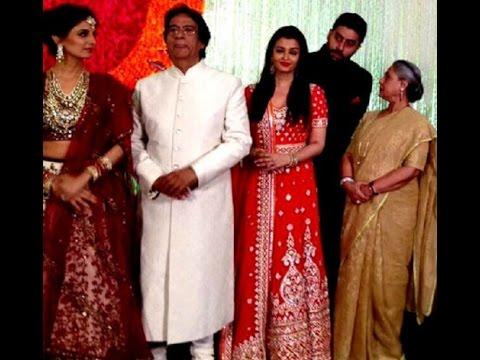 Amitabhhrithikabhishek And Aishwarya Rai Bachchan Attend Kunal
