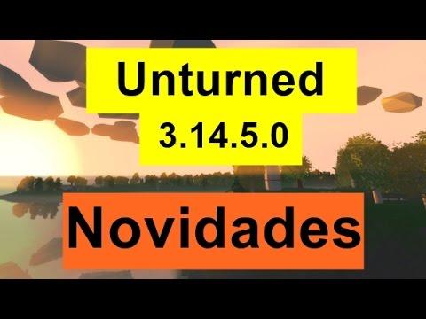 Unturned 3.14.5.0 Novidades