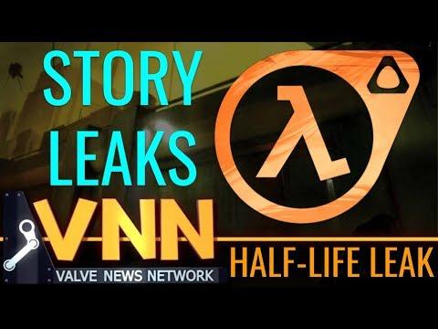 Half-Life: VR Story Leaks