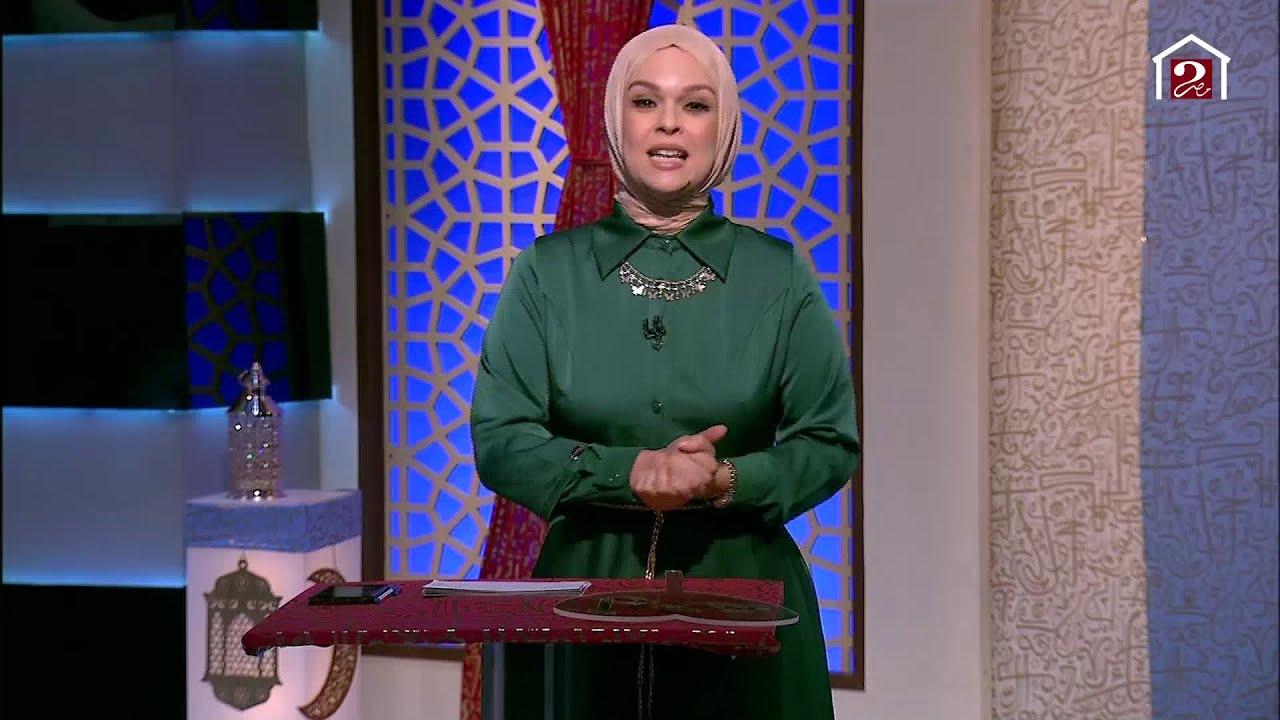 إيمان رياض: شكرا لمشاهدي البرنامج.. وشوفوا كمان آخر رسالة #من_القلب_شكرا في رمضان 2020