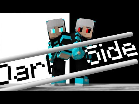 Alan Walker - Darkside (Au/Ra And Tomine Harket) - Minecraft Music Animation Indonesia | Mine Imator