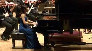 Ji-Hyang Gwak plays Rachmaninoff's Piano Concerto No. 2 in C minor, Op. 18 피아니스트 곽지향
