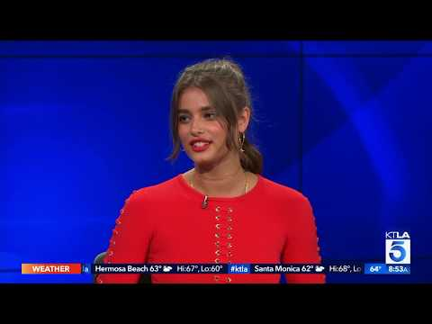 Taylor Hill is the Youngest Ambassadress of Lancôme
