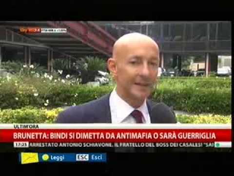 SKY TG 24 24.10.13 - Mimmo Costanzo Tecnis (co founder) Ceo Cogip: Premio Condindustria