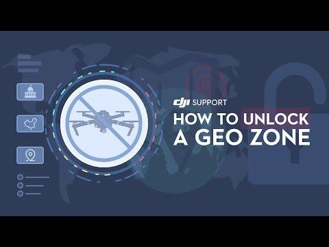 How to UNLOCK GEO Zones on DJI Drones