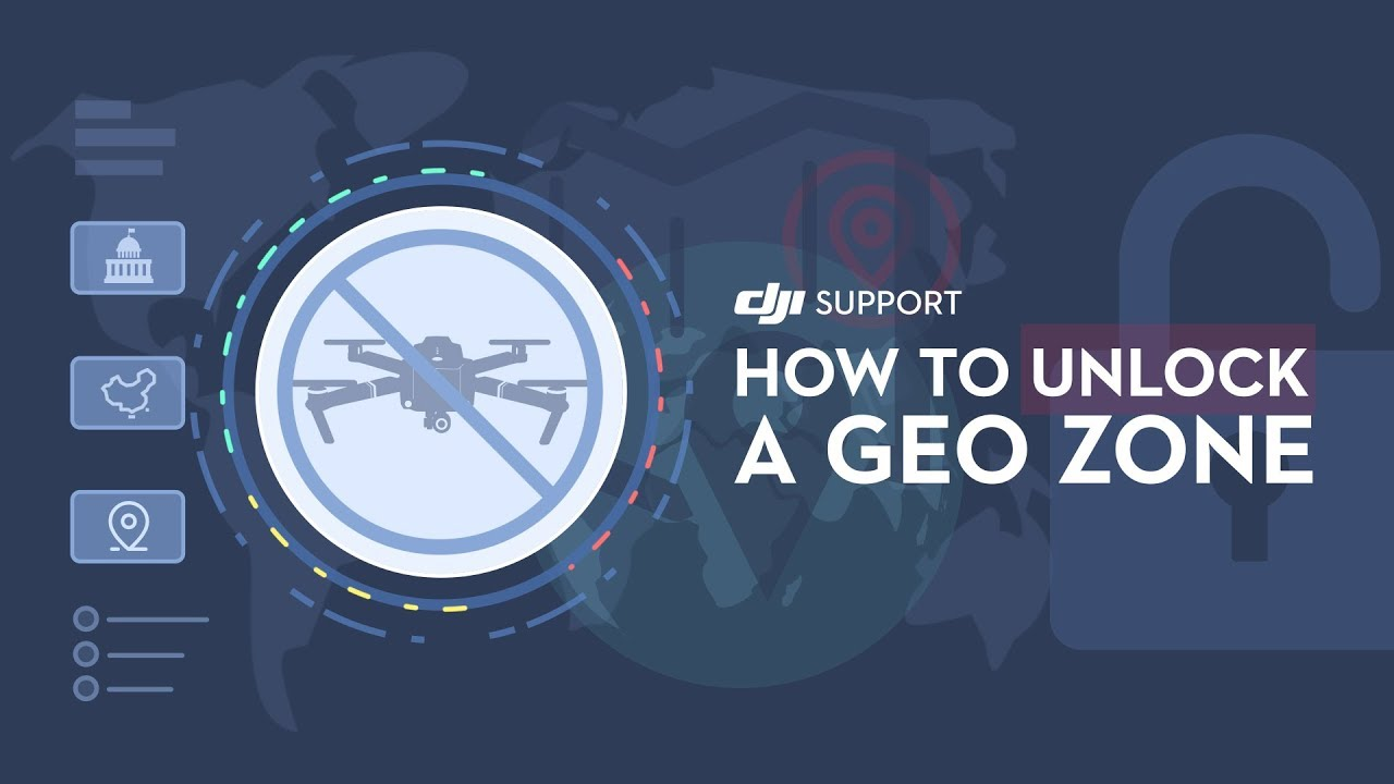 How to Unlock Geofencing on Your DJI Drone