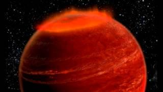 Aurora Found Around Brown Dwarf Beyond Our Solar System