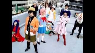 Mirai Nikki - O diário do Futuro (Versão Cosplay)