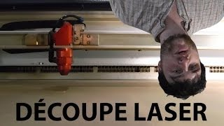 La découpe laser expliquée en 3 parties - Monsieur Bidouille