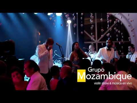 Grupo Mozambique - violín show & Rumba Bucaramanga