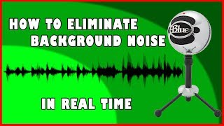 How to get rid of background noise from your microphone in PUBG and Fortnite! Voicemeeter Banana