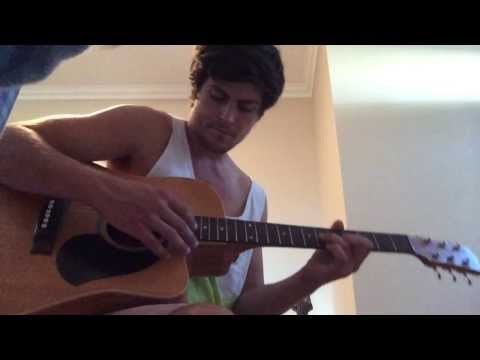 w/TABS Young & Beautiful - Lana Del Rey | Fingerstyle Acoustic Guitar