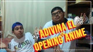 Adivina el Opening #1 | Anime Shounen