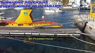 Submarine Adventure Puerto Mogan Gran Canaria P&O Cruises