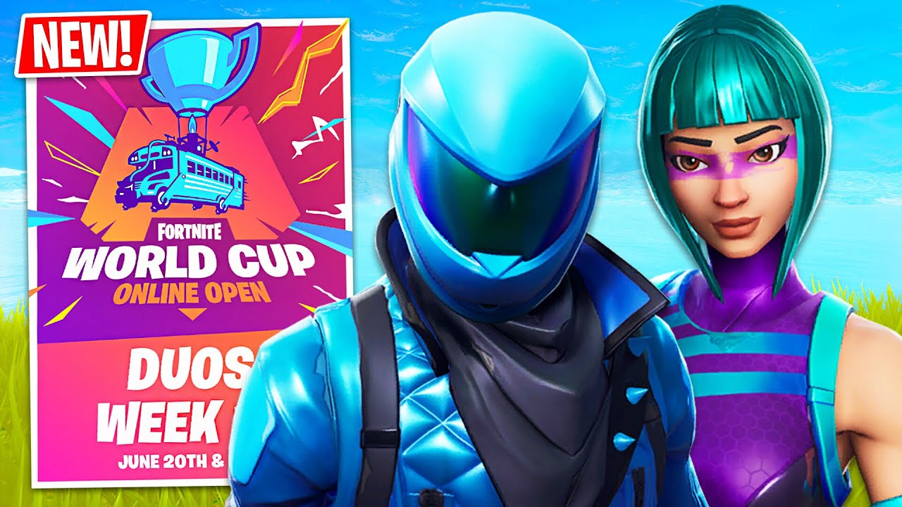 Fortnite WORLD CUP QUALIFIER $2,000,000 Tournament Finals ...