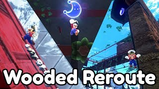 Super Mario Odyssey Wooded Any% Speedrun Advanced Guide