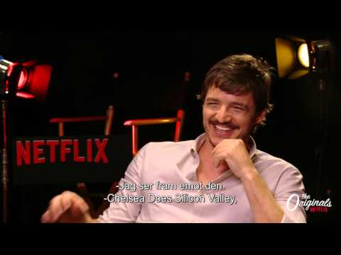 The Originals: Chelsea Handler and Pedro Pascal - Episode 6