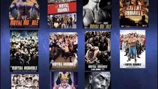 WWE Royal Rumble Review Series 2003-2013 Highlights