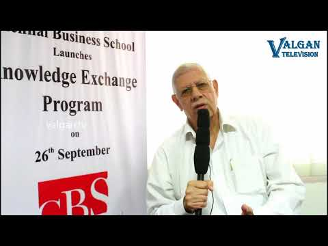 """""""KNOWLEDGE EXCHANGE""""   A new initiative from Chennai Business School"""