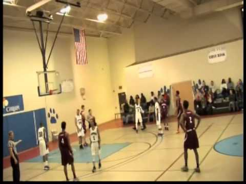 Mount Zion Christian Academy Prep vs Central Carolina Community College Pt1