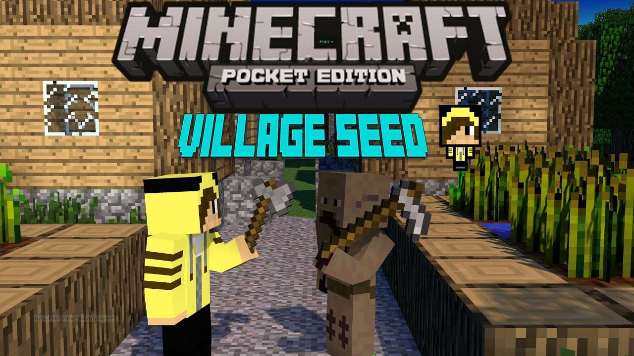 Cloud Minecraft Pe Village - Year of Clean Water