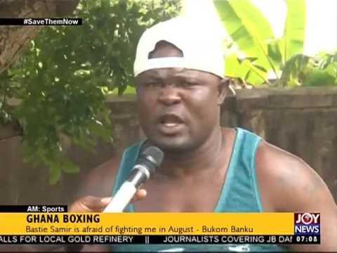 Ghana Black Stars - AM Sports on JoyNews (16-6-17)