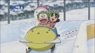 Boneka Salju Bisa Berjalan | Doraemon Terbaru