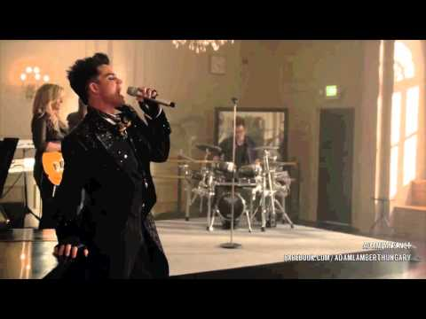 Adam Lambert - Marry The Night full performance HD [Glee: A Katy or a Gaga 5x4]