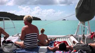 Tropical Adventure's Mystic 2 Cat Cruise (Antigua).mpg