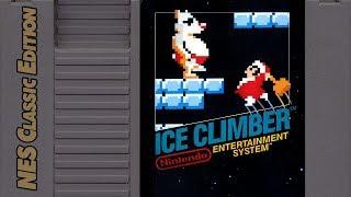 """Pterodactyl Handjob"" - Ice Climber   NES Classic Edition"