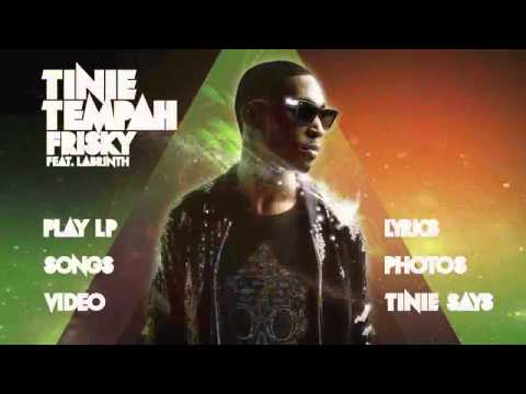 Tinie Tempah  Wonderman Feat Ellie Goulding HD