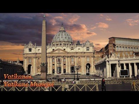 Museum Vatican (Vatikanas.Vatikano muziejai)