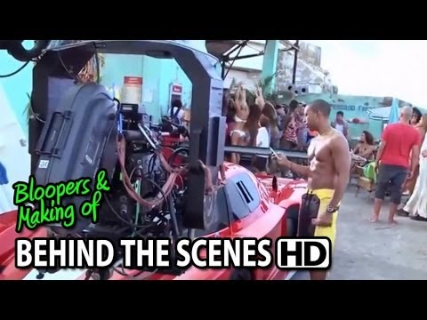 Fast & Furious 6 (2013) Making of & Behind the Scenes (Part1/5)