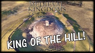 KING OF THE HILL SIEGE SLAUGHTER! Medieval Kingdoms 1212AD Gameplay!