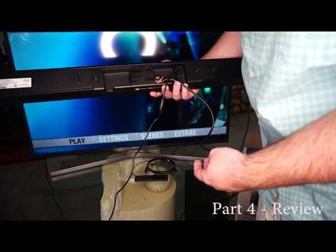 samsung-4-series-soundbar-review---how-to-setup,-loudness,-quality-etc.-hw-km450-hm-m450-n450